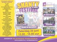 Shantyfestival Winkelcentrum Akkerhof