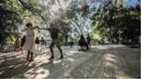 Nog een keer Dansen in het Park