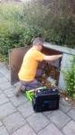 Storing Maasland TV-kanaal verholpen