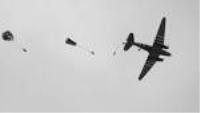 Parachutistendropping vervroegd