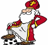 Update Sinterklaas, 82 kinderen bij ontbijt