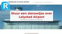 Gemakkelijk bezwaar maken tegen Lelystad Airport - Omroep Gelderland