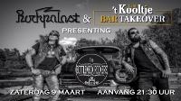 'Rockpalast Bar TakeOver' bij Café 't Kooltje op zaterdag 9 maart met vol programma!