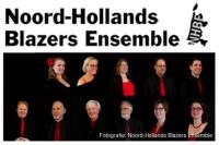 Noord-Hollands Blazers Ensemble speelt op 19 mei in Grote Kerk Schermerhorn