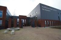 Ruimbaan voor Westfriesland/SEW, zodra de tijdelijke sporthal een feit is - Streekomroep WEEFF